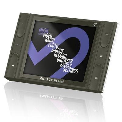 Probando el Energy Sistem 5030 8Gb, disco duro multimedia portatil