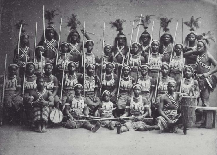 Mino, las temibles amazonas guerreras del Reino de Dahomey
