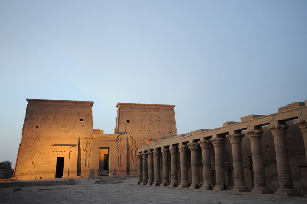 El día que los egipcios dejaron de escribir jeroglíficos