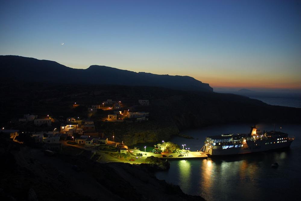 La isla de Anticitera ofrece alojamiento y dinero a familias numerosas que quieran establecerse allí