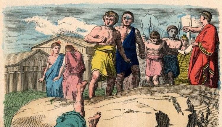 Roca Tarpeya, el lugar desde donde se despeñaba a los traidores a Roma