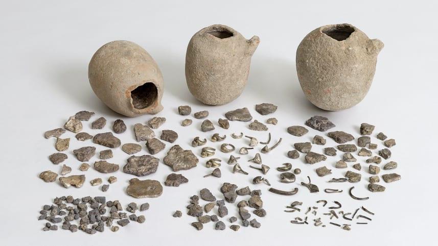 Análisis de plata encontrada en yacimientos de Israel adelantan la expansión fenicia por el Mediterráneo en un siglo