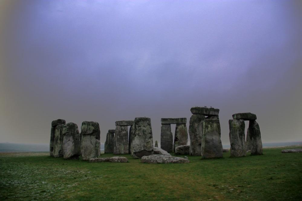 Descubren cómo y de donde se extrajeron las piedras azuladas de Stonehenge