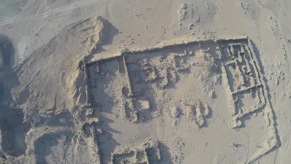 Descubren 100 nuevas inscripciones en el yacimiento de Wadi El-Hudi en Egipto, y una de ellas menciona a Poncio Pilato