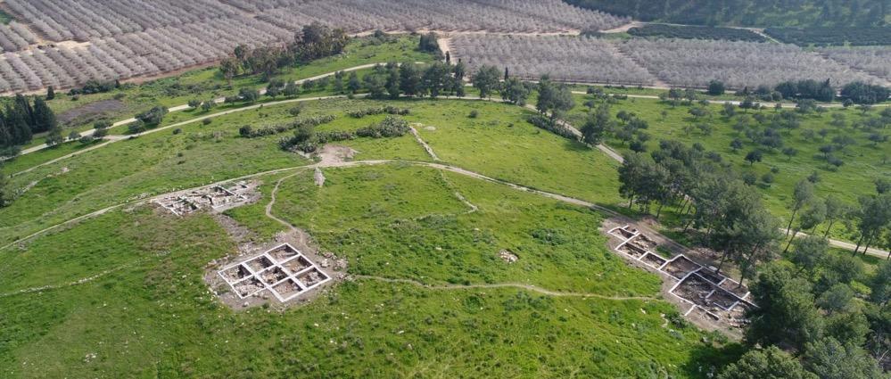 Encuentran la antigua ciudad de Ziklag, donde David se refugió con los filisteos