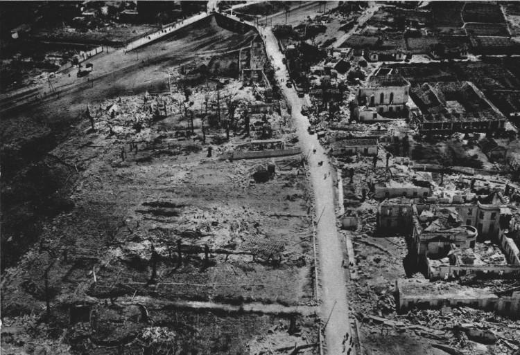 La colosal explosión del polvorín de la Armada de Cádiz en 1947, que hizo temblar la tierra hasta en Portugal