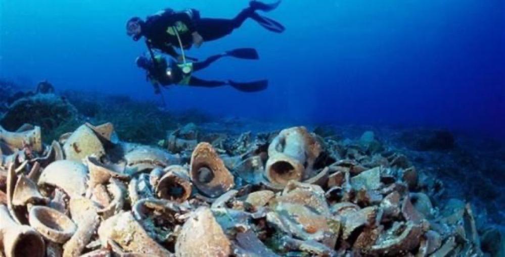 El pecio de Dokós, el naufragio más antiguo encontrado por los arqueólogos