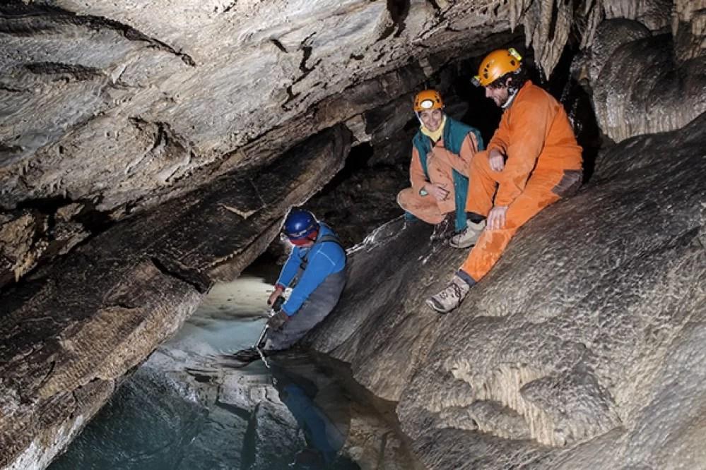 La cueva de Corchia en los Alpes Apuanos revela la causa del fin de las edades de hielo
