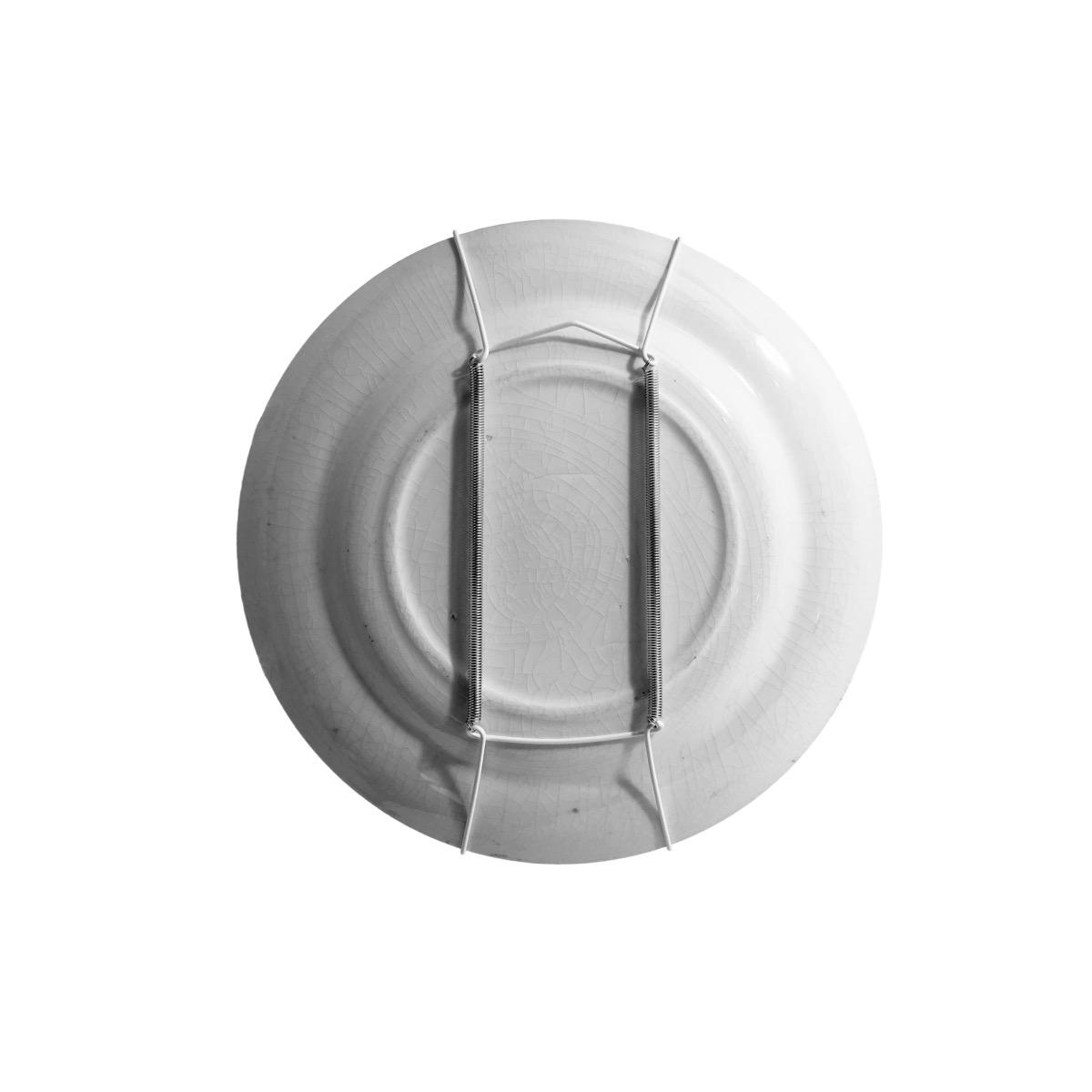accroche assiette murale assiette entre 9 cm et 13 cm de diametre