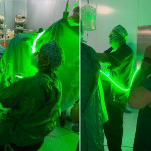 Green Laser - Prof.ssa E.Costantini