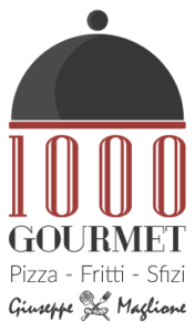 1000 Gourmet- Logo