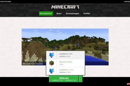 Minecraft Spielen Deutsch Minecraft Namen Ndern Bild - Minecraft namen andern 1 8 deutsch
