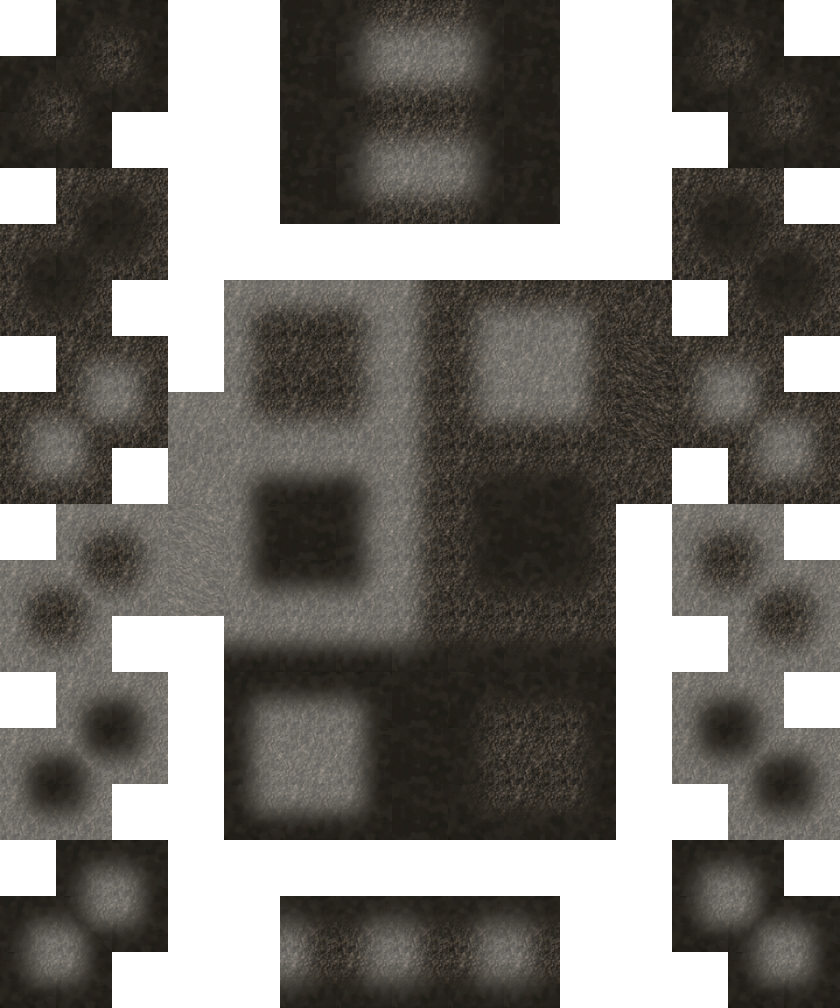 Cave/Dirt Tileset Base