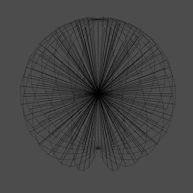 Sphere from circles