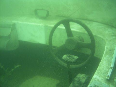 Epave du lac du Bourget Marinette Charpignat
