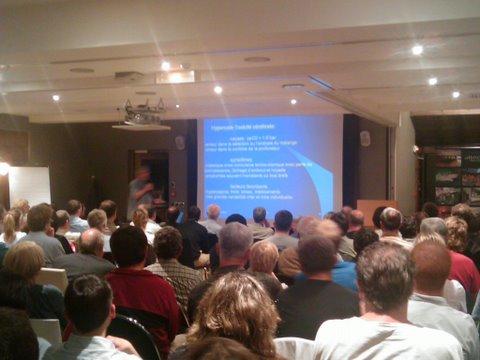 Conférence médicale sur les dangers de la plongée sous marine à Chambéry en Savoie