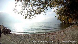 Tombant de Chatillon plage