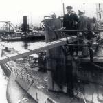 plongee epave sous-marin uboot u455 deep ccr tartiflette team