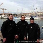 Plongée Epave Alain Saint Raphael Deep CCR Tartiflette Team