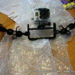 set gopro eclairage plongee phare video light for me deep ccr tartiflette team