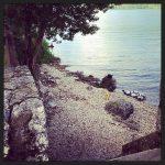 Plongée sidemount challière lac du Bourget