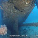 Plongée en recycleur sur Epave du sous-marin Rubis