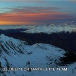 La Saulire 2700 m à 17 H 07-11-2013
