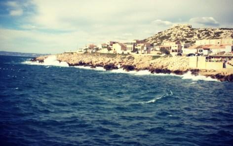 Plongee recycleur Marseille port des Goudes