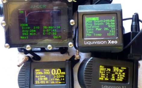 will goodman record du monde plongee recycleur 290 m