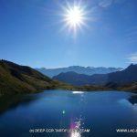 Plongée Recycleur lac de Montagne Altitude Merlet