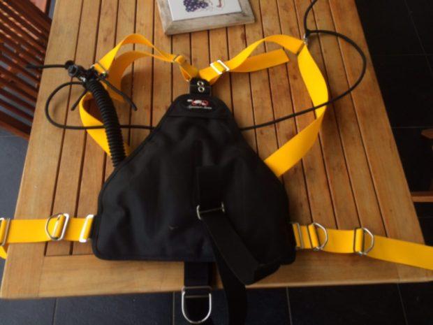Matériel de plongée à vendre Harnais Sidemount & Wing
