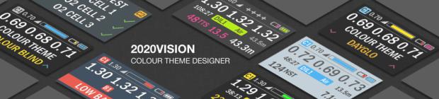 Afficheur 2020Vision couleur recycleur Inspiration