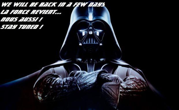 Star Wars revient ... le Deep CCR Tartiflette Team Aussi !