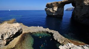 Voyage plongée Malte Gozo