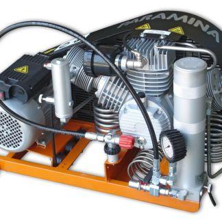 Compresseur Paramina Mistral 6m3/h