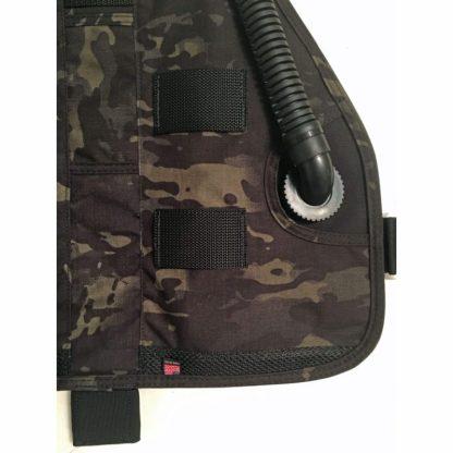WING UTD Z TRIM XL camo sidemount 2018 coude inflateur profil bas