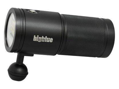 Phare vidéo de plongée Bigblue VL9000P