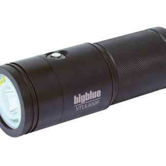 Lampe de plongée technique Bigblue VTL6300P