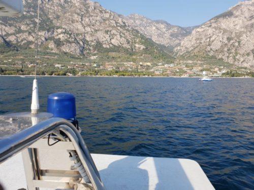 Accident de plongée Adam Pawlik Wypadek décède lors d'une tentative de record en plongée recycleur au lac de Garde en Italie