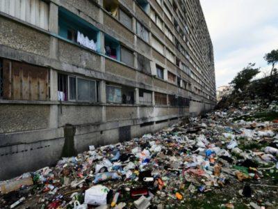 Quartier nord à Marseille photo sciences et avenir