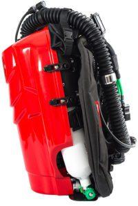 Recycleur de plongée Sentinel Tete Rouge