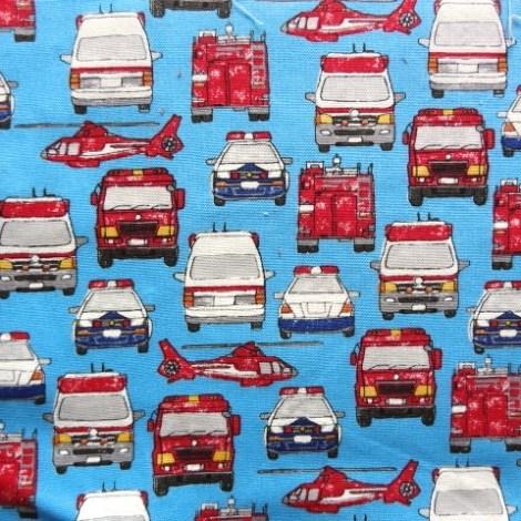 tissu véhicules spécialisés