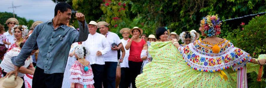 Festival en San José