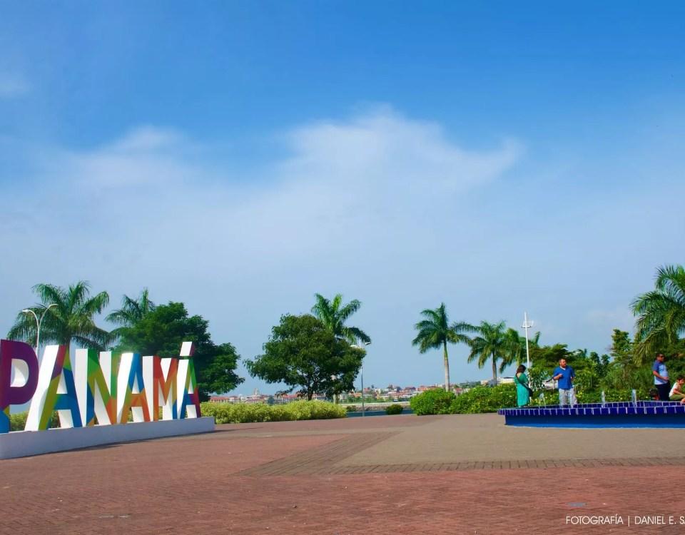Parador fotográfico - Panamá