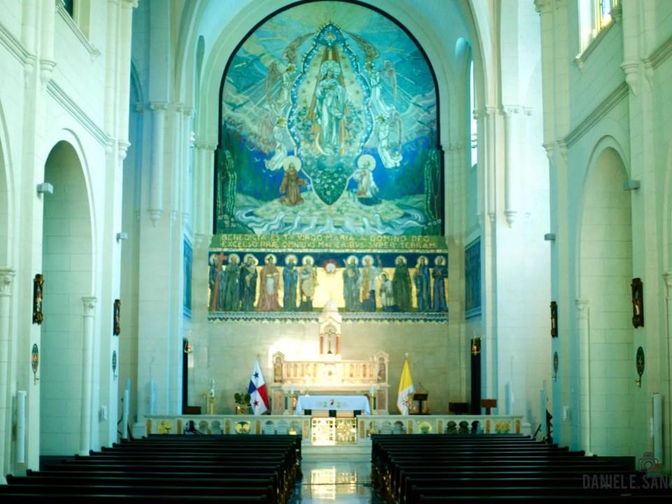 Iglesia San Francisco - Casco Antiguo Panamá