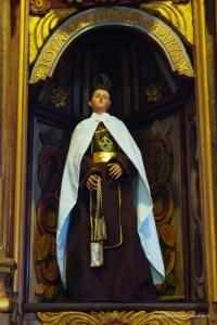 Iglesia San Francisco de la Montaña - Virgen del Carmen