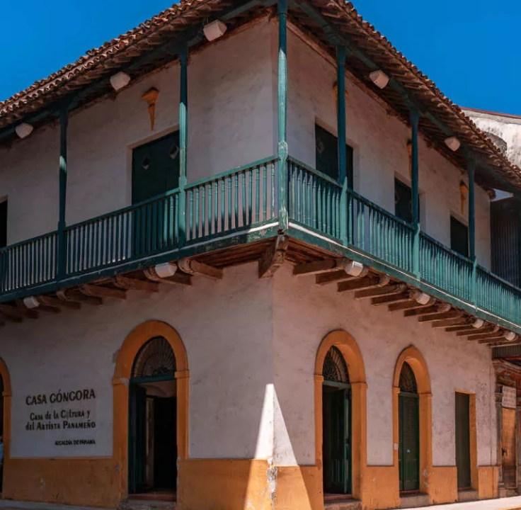 Casa Góngora