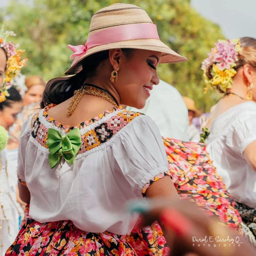 Camisola - Desfile de las Mil Polleras 2020