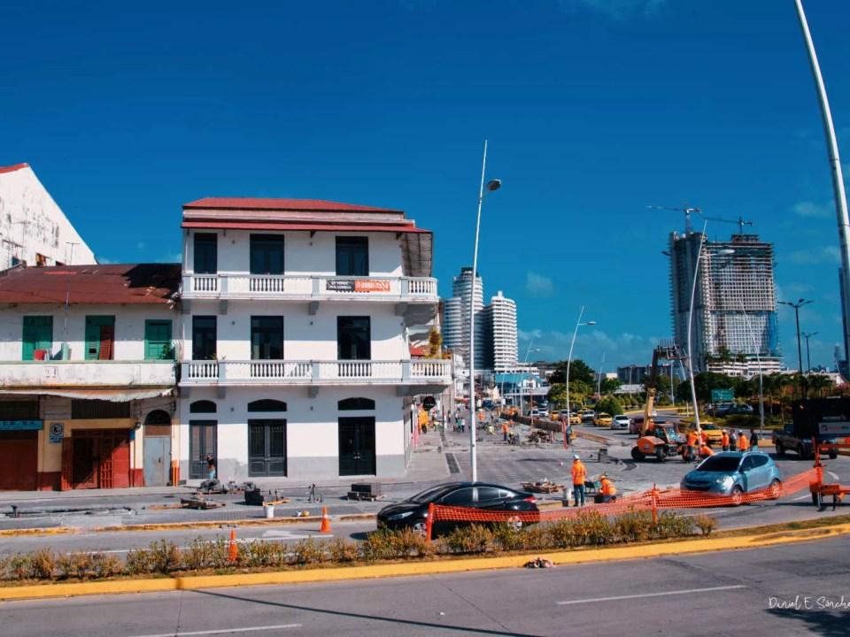 Renovación del Terraplén - Panamá