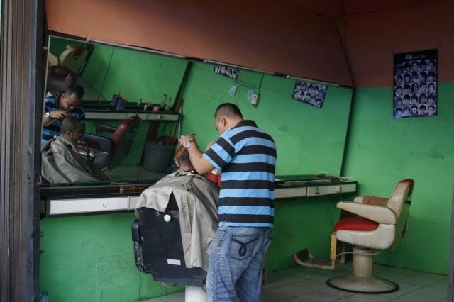 le coiffeur - Banda Aceh